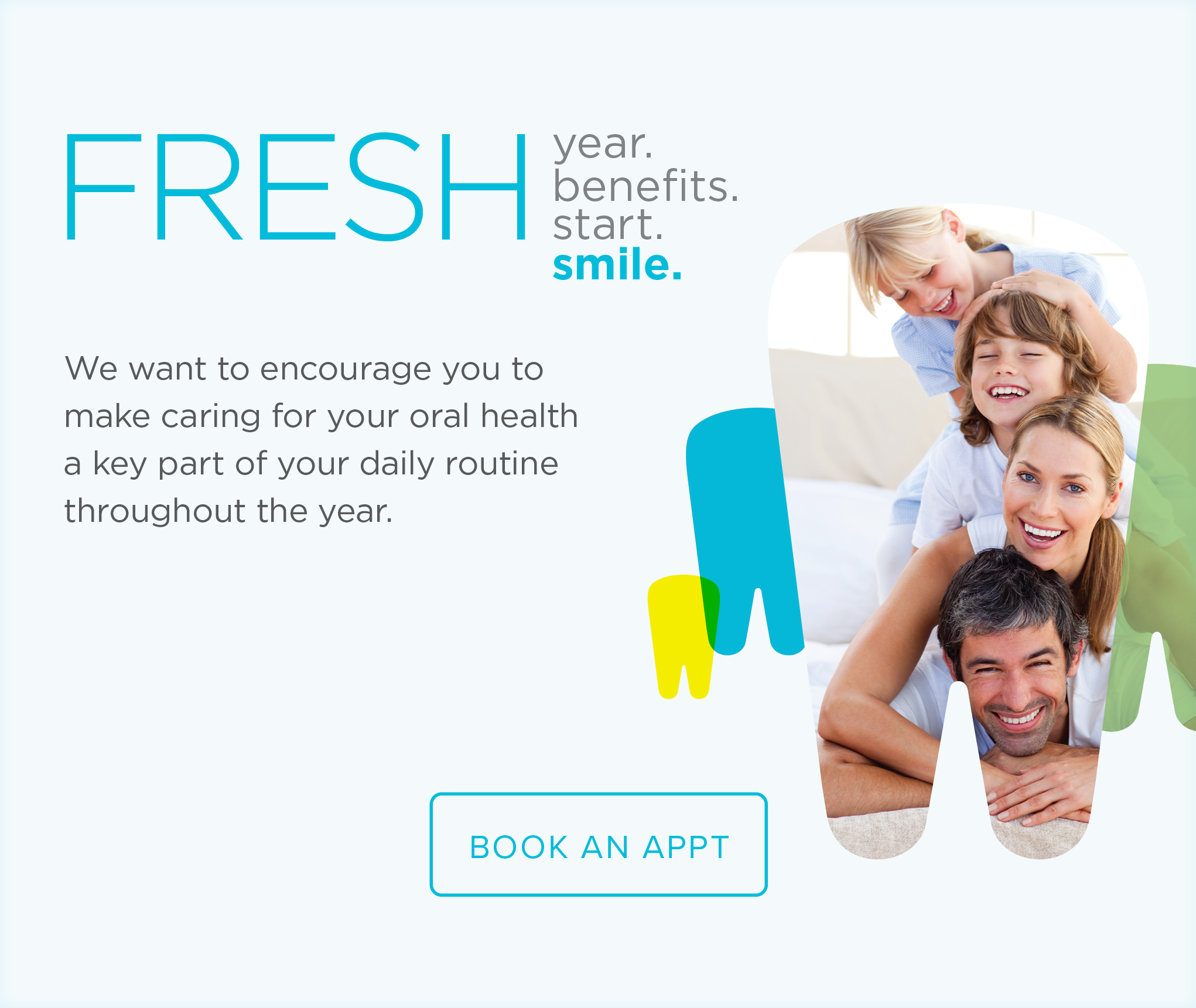 Broadway Smiles Dentistry and Orthodontics - Make the Most of Your Benefits